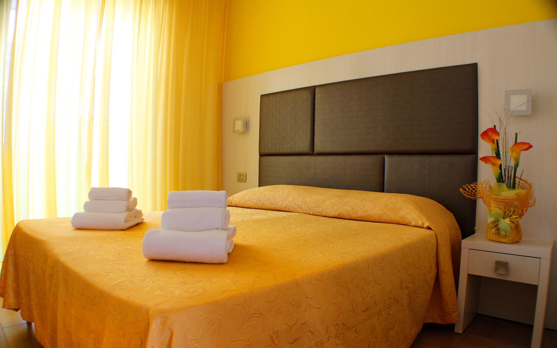 Camere hotel Adria Bellaria