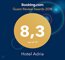 Adwards Booking Hotel Adria Bellaria
